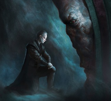 Cover Art of Palpatine and Plageuis