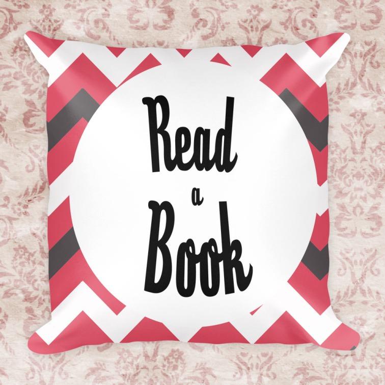 Read a Book Mockup