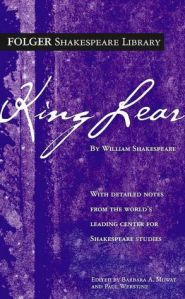 """king lear vanity I introduction king lear is at once the most highly praised and intensely criticized of all shakespeare's works samuel johnson said it is """"deservedly celebrated among the dramas of shakespeare"""" yet at the same time he supported the changes made in the text by tate in which cordelia is allowed to retire with victory and felicity."""