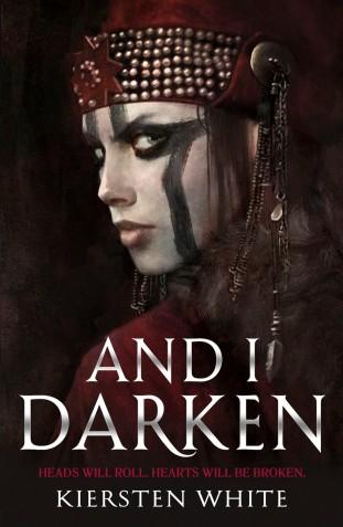 Image result for and i darken book
